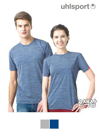 [울스포츠] 스판 베이직 라운드 티셔츠