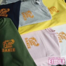 댄스팀 크루 단체티